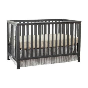 Storkcraft Pattern Play 3 Piece Crib Bedding Set I Crib Skirt Color: Gray