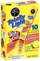 4C Itm-Tl Tea2go Lemon Itm-Stix