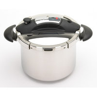 Sitram By Frieling A01685 Speedo Pressure Cooker with timer 8.5 qt Black