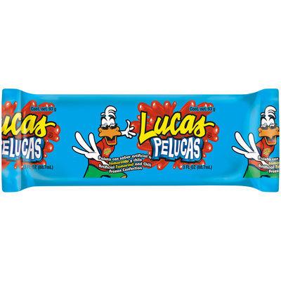 Lucas® Pelucas Frozen Confection Wrapper