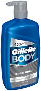 Odor Shield Gillette Odor Shield Body Wash 4/29.2OZ 864ml