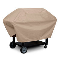 KoverRoos 43064 Weathermax X-Large Barbecue Cover No. 2 Toast - 23 D x 66 W x 40 H in.