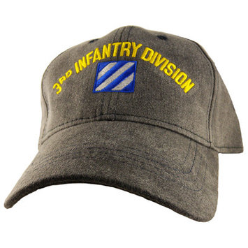 Motorhead Products Division Cap Branch: 3rd Infantry
