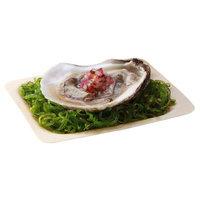 Restaurantware Rectangular Poplar Plate (200 Count) Size: Small