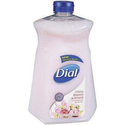 DIAL LIQUID Cherry Blossom & Almond Refill Hand Soap 52 OZ PLASTIC BOTTLE