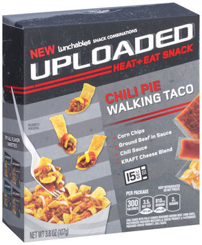 Lunchables Uploaded Chili Pie Walking Taco