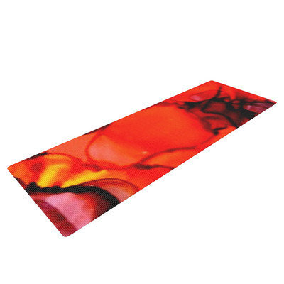 Kess Inhouse Mordor by Claire Day Yoga Mat