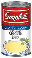 Campbell's® Cream of Chicken Crema De Polo Condensed Soup