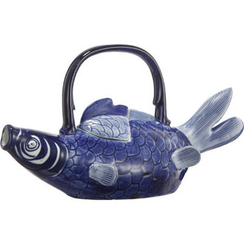 A & B Home Group Inc French Chic Garden Teapot