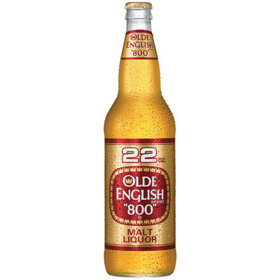 Olde English 800 Malt Liquor