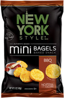 New York Style® BBQ Mini Bagels 5 oz. Bag