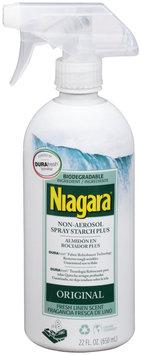 Niagara® Non-Aerosol Spray Starch Plus 22 fl. oz. Trigger Spray