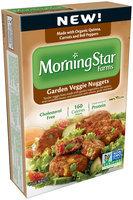 MorningStar Farms® Garden Veggie Nuggets 7.9 oz. Box