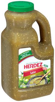 Herdez® Salsa Verde 68 oz. Jug