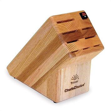 Chef's Choice Chefs Choice 2000001 9 Slot Knife Block in Oak