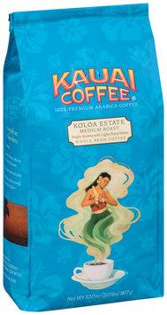 Kauai Coffee® Koloa Estate Medium Roast Whole Bean Coffee