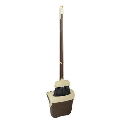 Superior Performance 2 Piece Broom and Dustpan Set