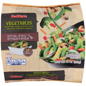 Fred Meyer® Vegetables 12 oz. Bag