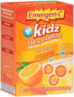 Emergen-C Kidz Vitamin C 250mg, Orange