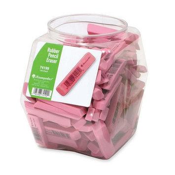 BAUMGARTENS 74199 Pencil Eraser Rubber 2-1/2in 140/DS
