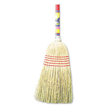 Galaxy UNISAN Maid Broom, Mixed Fiber Bristles, 42