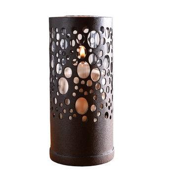 Candola Candle Color: Dark Brown