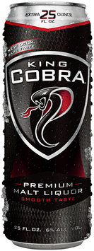King Cobra® Malt Liquor 25 fl. oz. Can