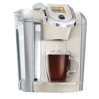 Keurig K475 Coffee Maker - Sandy Pearl