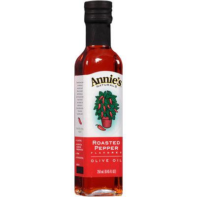 Annie's Naturals® Roasted Pepper Flavored Olive Oil 8.45 fl. oz. Bottle