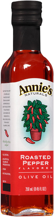 Annie's® Naturals Roasted Pepper Flavored Olive Oil