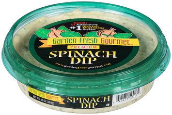 Garden Fresh Gourmet® Premium Spinach Dip 10 oz. Tub