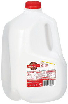 Haggen Whole Vitamin D Milk 1 Gal Jug