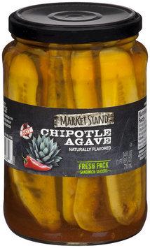 Market Stand® Chipotle Agave Fresh Pack Sandwich Slicers 24 fl. oz. Jar