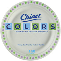 Chinet® Colors Paper Plates 140 ct.