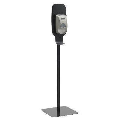 PURELL 2425-DS Floor Stand,1200mL, Gray/Black