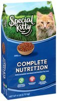 Special Kitty™ Complete Nutrition Dry Cat Food 6 lb. Bag