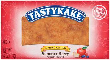 Tastykake Summer Berry Pie