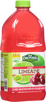 Old Orchard® Cherry Limeade 64 fl. oz. Bottle.
