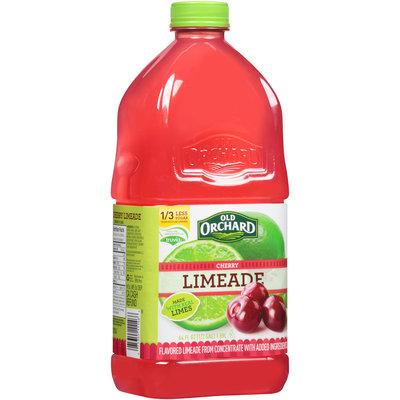 Old Orchard® Cherry Limeade 64 fl. oz. Bottle.