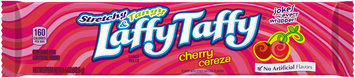 WONKA LAFFY TAFFY Stretchy and Tangy Cherry 1.5 oz. Package