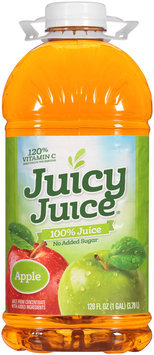 Juicy Juice® Apple 100% Juice 128 fl. oz. Bottle