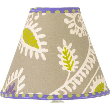 Cotton Tale Designs Periwinkle Lamp Shade