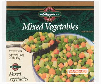 Haggen Mixed Vegetables 16 Oz Bag