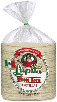 Lupita White Corn Tortillas