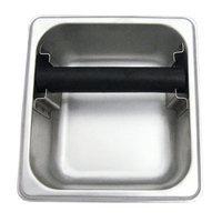 Update International KB-164 - 4 in Stainless Steel Knock Box