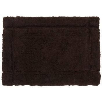 Jovi Home Harmony Micro Fiber Bath Mat - Size: 21 x 34, Color: Brown