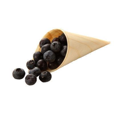 Restaurantware Pinewood Cone (200 Count) Size: Medium