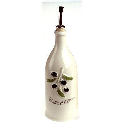 Revol Usa 615754 Grands Classiques Provence Olive-Oil Bottle - Cream