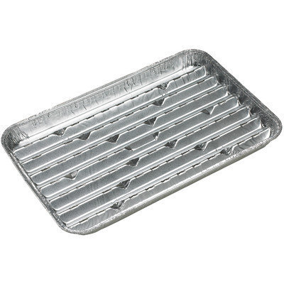 Onward Grill Pro 50426 3 Pack Aluminum Grilling Trays