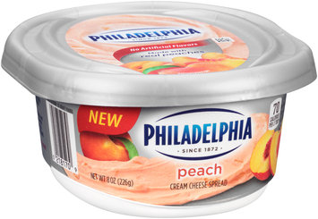 Philadelphia Peach Cream Cheese Spread